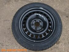 MERCEDES C CLASS W203 STEEL WHEEL RIM SPARE WHEEL 205/55R16 (MICHELIN) 8mm