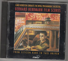 Bernard Herrmann Film Scores (From Citizen Kane To Taxi Driver) - CD