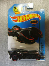 Hot Wheels 2015 Batman BATMOBILE - CFK20 - A Case - Black & Red