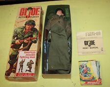 1964 GI JOE 7500 WITH EXTRA ACCESSORIES FREE SHIPPING