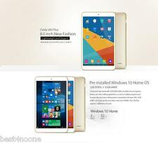 Onda V80 Plus 8.0'' Tablet PC Win 10 + Android 5.1 Z8300 64bit QuadCore 2G+32G