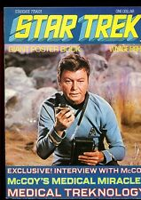 """STAR TREK GIANT POSTER BOOK VOYAGE 8(6.0)(FN)OPENS TO POSTER SIZE 33""""X23"""""""