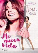 VIOLETTA NEW BOOK 2016 Tini Stoessel - Mi Nueva Vida El Diario De La Pelicula