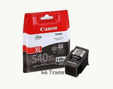 Original Canon PG540XL (High Capacity) Black Ink Cartridge for Pixma MG3250