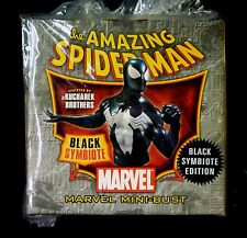 Bowen Designs Spider-man Black Symbiote Classic Marvel Bust Statue New from 2007