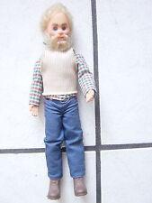 """Sunshine Familie Puppen --70 er Jahre  """"Opa Sonnenschein""""  von Mattel"""