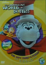 The WUBBULOUS WORLD of Dr.SEUSS The CAT's FAMILY & FRIENDS The Snoozer SEALED