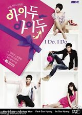 I Do, I Do Korean Drama (4DVDs) Excellent English & Quality!