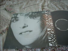 a941981 HK DJ Promo LAURA BRANIGAN MOONLIGHT ON WATER LP Single One Song Only