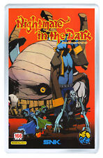 NIGHTMARE IN THE DARK NEO GEO FRIDGE MAGNET IMAN NEVERA