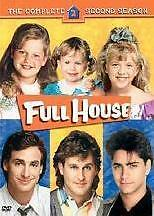 Full House - Die komplette 2. Staffel (Box Set / 4 Discs) (2013)