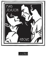 Above-Deluxe Edition (2cd/Dvd) - Mad Season (2013, CD NEUF) Deluxe ED.3 DISC SET