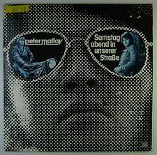 """12"""" LP - Peter Maffay - Samstag Abend In Unserer Straße - A2483"""