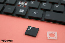 Replacement Single Key Toshiba Satellite C75 C75-A cap + clip +rubber