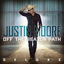 1 CENT CD Off The Beaten Path [Deluxe Edition] - Justin Moore