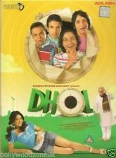 DHOL - Tusshar Kapoor, Sharman Joshi - NEW BOLLYWOOD DVD - FREE UK POST