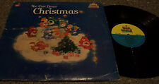 "The Care Bears ""Christmas"" KID STUFF LP"
