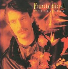 FRANCIS CABREL Sarbacane (CD 1989) 10 Songs Quebec French Album FREE SHIPPING