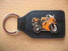 Portachiavi Kawasaki ZX 6R / ZX6R Ninja Modello 2007 arancione Art. 1041