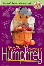 Mysteries According to Humphrey-ExLibrary