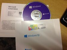 Windows 10 Professional 64bit & licencia VERSIÓN COMPLETA SELLADO