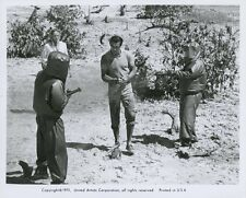 SEAN CONNERY JAMES BOND 007 CONTRE DR NO 1962 VINTAGE PHOTO #7