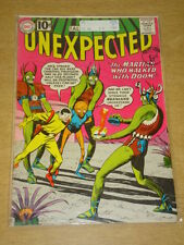 TALES OF THE UNEXPECTED #64 VG (4.0) DC COMICS AUGUST 1961 **