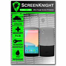 ScreenKnight LG Google Nexus 5 FULL BODY SCREEN PROTECTOR invisible shield