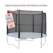 12 Trampoline Enclosure Safety Net Fits for 12 FT. (poles not included) NEW