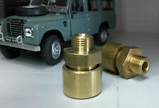 Land Range Rover Classic Series 1 2 2a 3 Brass Axle Casing Breather Pair 515845
