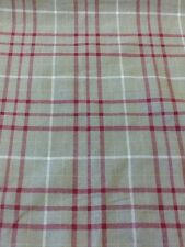 laura ashley keynes fabric in Cranberry By The Metre
