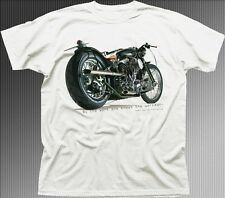V-Twin Chopper Motorcycle Original SAMCRO custom bike tshirt TC9463