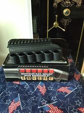 TacStar Side Shotshell Carrier w/Top Rail for 12ga 1081029 mossberg 500,590