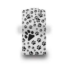 Animal Footprint Flip Case For Apple iPhone 4/5 and iTouch 4/5 UK FREE DISPATCH