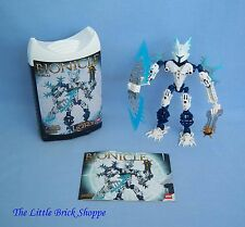 Lego Bionicle 8988 Glatorian Legends GELU - Boxed and complete with instructions
