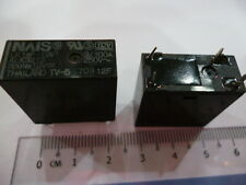 NAiS Panasonic 12V RELAY 1 form A LK Series LK1aF-12  (2PCS 1 LOT) TV5 TV-5