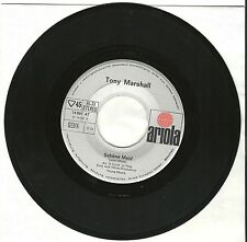 "Tony Marshall, Schöne Maid, neutral/VG,  7"" Single , 1234"