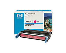 NEW GENUINE HP C9723A MAGENTA toner cartridge 641A