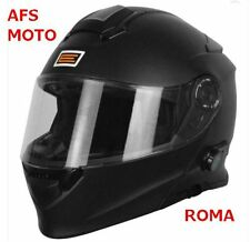 CASCO MODULARE ORIGINE DELTA INTERFONO BLUETOOTH DOPPIA VISIERA NERO OPACO XL