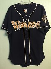 1997 Fort Wayne (Indiana) Wizards Game Used Minor League Baseball Jersey