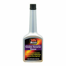 10K Boost CATALYTIC CONVERTOR CLEANER Fuel System Treatment Petrol & Diesel