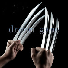 1:1 X-Men Wolverine Newest Movie Props Logan Blade Claw Paw ABS Cosplay Gifts