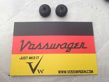 VW GOLF MK2 TAILGATE BOOTLID WIRING RUBBER BOOTS GROMMETS WASHERS GENUINE