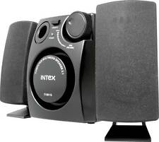 Intex 2.1 Channel Computer Multimedia Speaker 10W Power Output