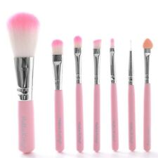 7 Hello Kitty Makeup Brushes - Pink Brush Set in Hello Kitty Packaging