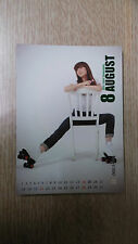 SNSD Girls' Generation Jessica Star Card Season 2.5 083 K pop Korea Music