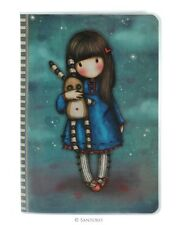 Gorjuss A5 Stitched notebook Hush Little Bunny by Santoro London