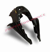 NEW SUZUKI LT250R BLACK PLASTIC RACE FRONT FENDER LT 250R PLASTICS