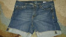 EUC Tommy Hilfiger Women's Denim Shorts Size 4
