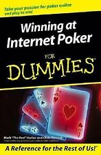 "Winning at Internet Poker for Dummies by Mark ""The Red"" Harlan and Chris Derossi"